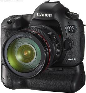 Canon-BG-E11-Battery-Grip-on-Canon-EOS-5D-Mark-III-2