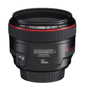 Canon_ef50mm f1.2